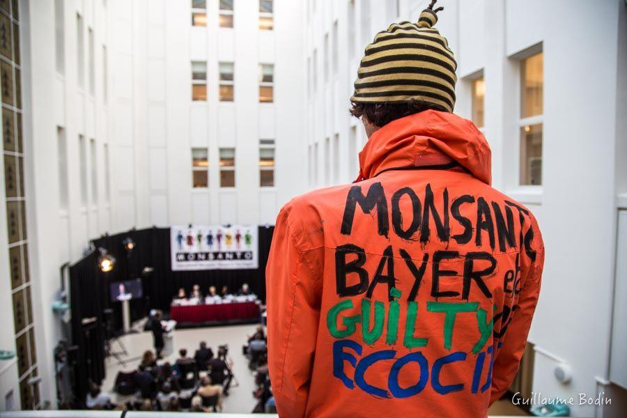 Monsanto Bayer Guilty of Ecocide