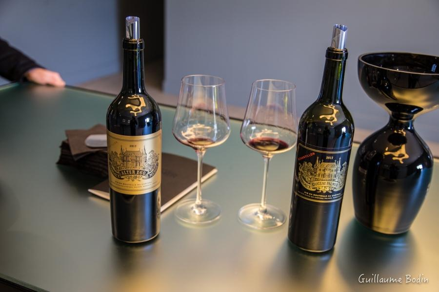 Tasting of 2017 primeurs - Château Palmer