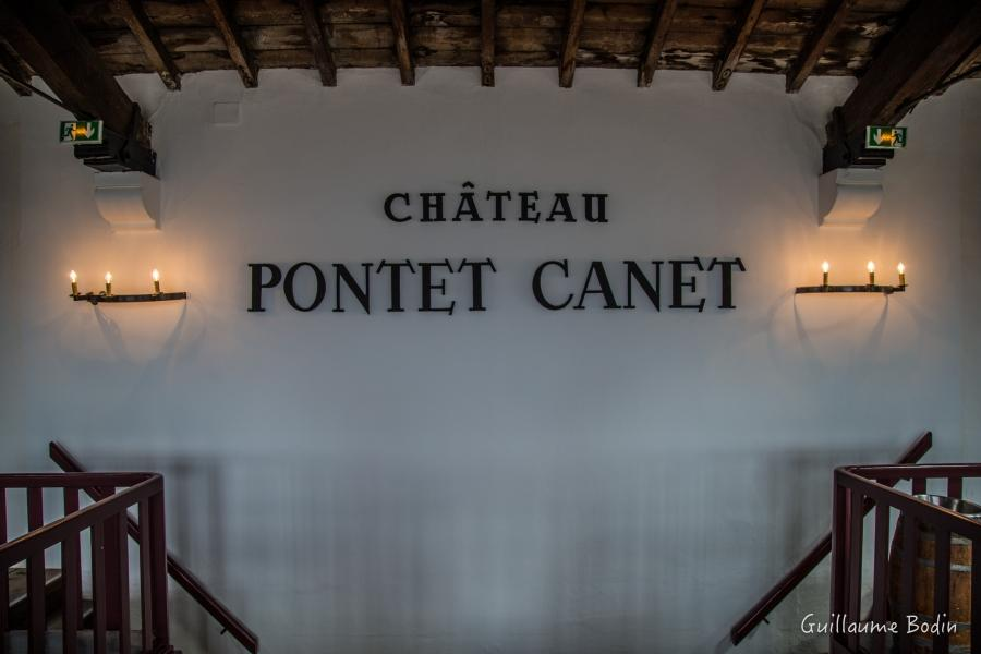 At Chateau Pontet-Canet