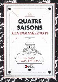 Quatre saisons à la Romanee-Conti - Film documentaire