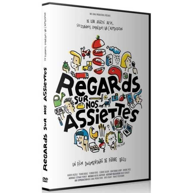 Regards sur nos assiettes - DVD