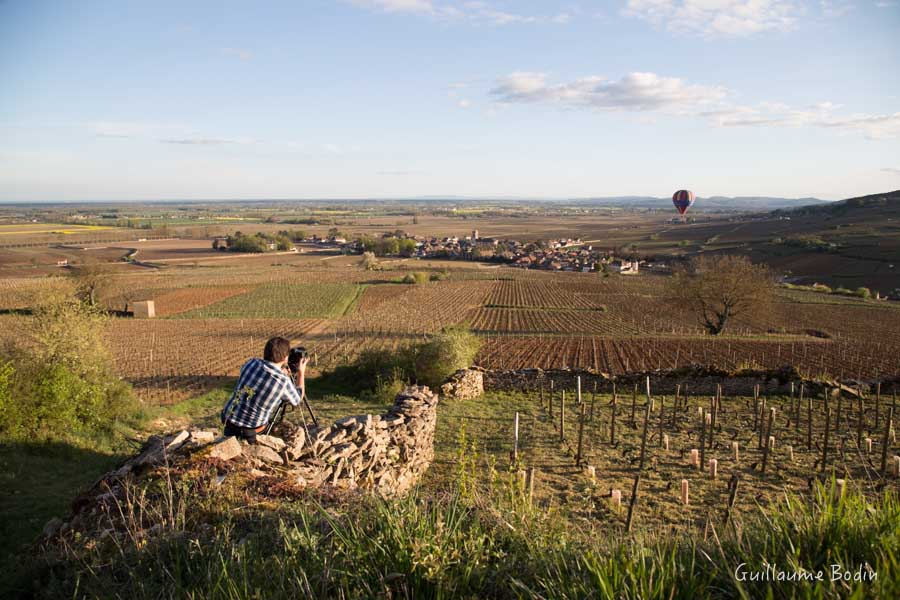 "Making Of ""Pommard, le Temps Vigneron"" - Aurélien Ibanez"