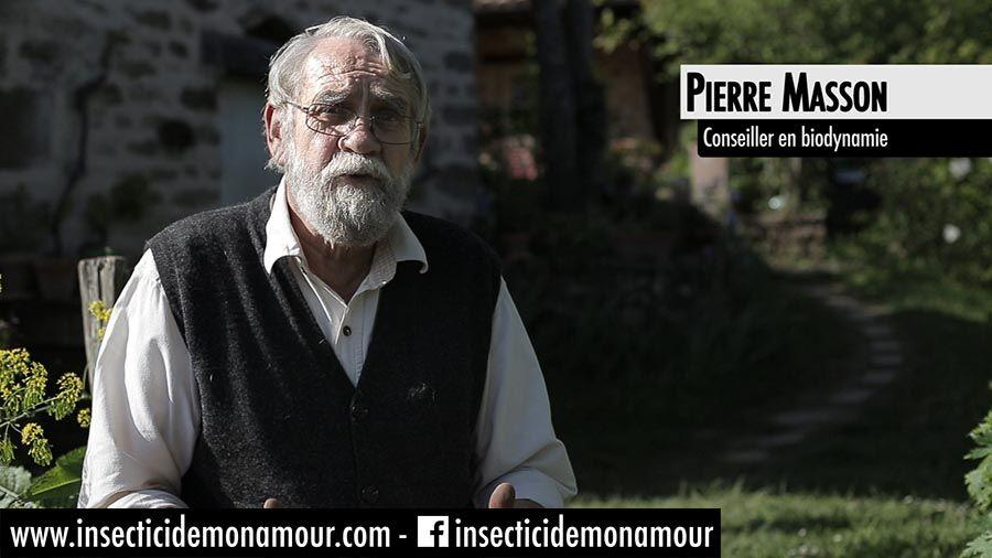 Pierre Masson - Biodynamie Services