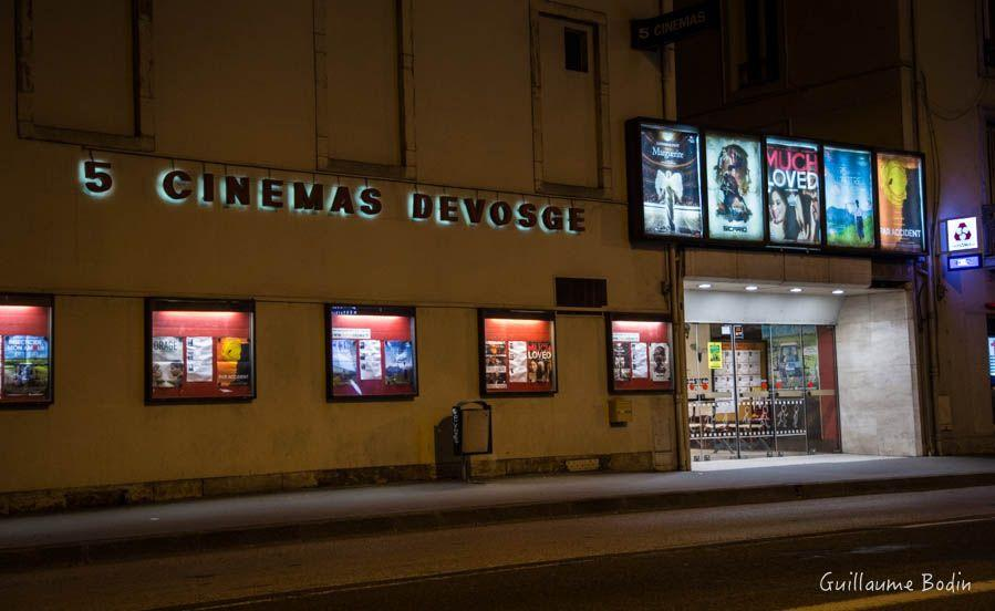 Cinema Devosge à Dijon